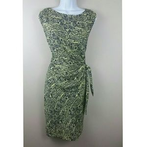 Nwt Diane von furstenberg New Della silk Dress